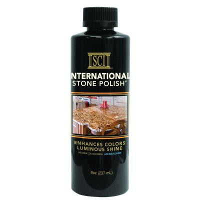 8 oz. International Stone Polish and Countertop Polish