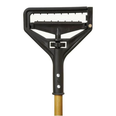 Poly Quick-Change Mop with 54 in. Fiberglass Handle