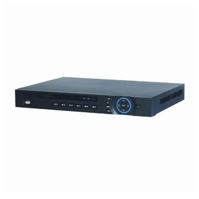 8-Channel 1U PoE Network Video Recorder