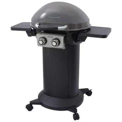 2-Burner Patio Propane Gas Grill
