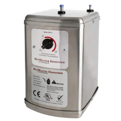 1,300-Watt Quick Heating Tank Only in Stainless Steel