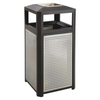 Evos 38 Gal. Steel Ash Waste Receptacle