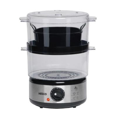 5 qt. Food Steamer in Silver