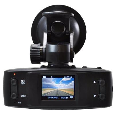 HD Car Camera Recorder with Impact Sensor