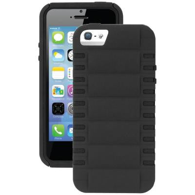 5279 iPhone 5/5S 3 in 1 Smart Shield Case - Black