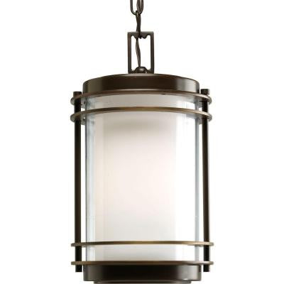 Penfield Collection Outdoor Hanging Oil Rubbed Bronze Lantern