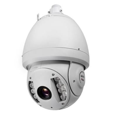Wired 3 Megapixel Full HD Network IR PTZ Dome Indoor/Outdoor Camera