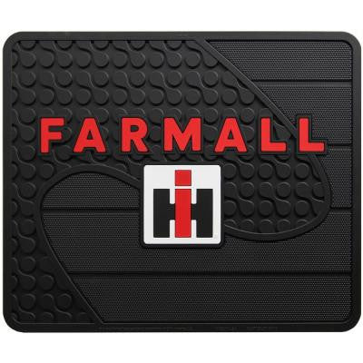 Farmall Heavy Duty Vinyl 17 in. x 14 in. Utility Car Mat