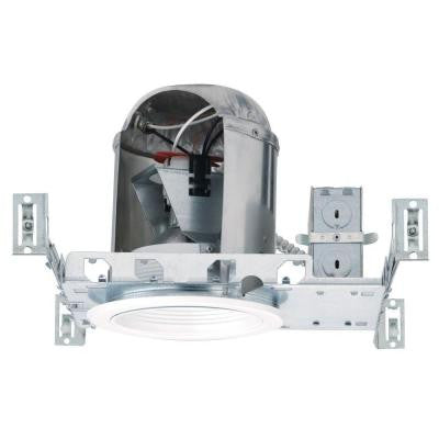 NICOR 5 in. Recessed IC Rated Airtight Housing
