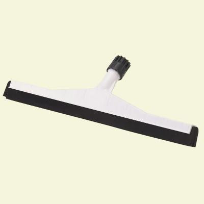 30 in. White Double Foam Blade Plastic Frame Squeegee (Case of 10)
