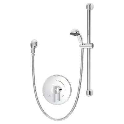 Dia 1-Handle Handshower Trim in Chrome (Valve Not Included)