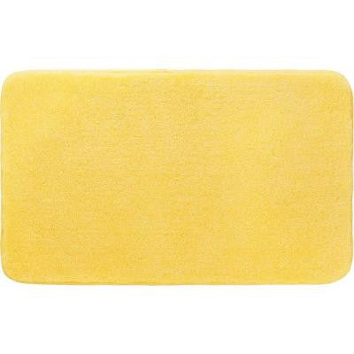 Melos Estate Series Yellow 20 in. x 24 in. Ultra Premium Comfort Mat