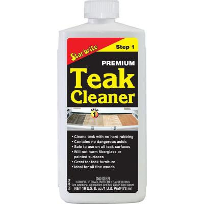 16 fl. oz. Teak Cleaner