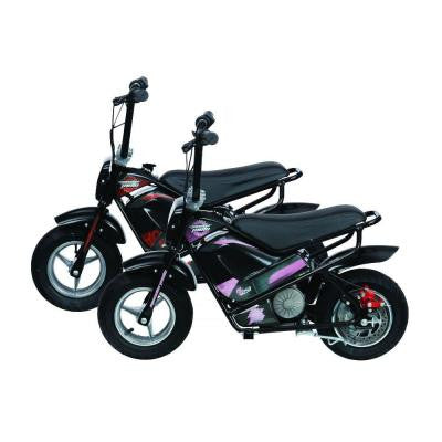 Electric 24-Volt Youth Mini Bike