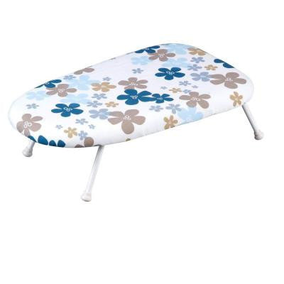 4-Leg Tabletop Ironing Board with Cover