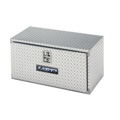 24 in. Aluminum Under Body Truck Tool Box