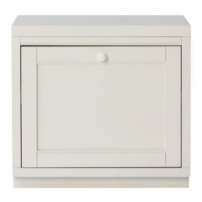 Mudroom 20 in. W x 18.5 in. H Base Cabinet with Drawer in Picket Fence
