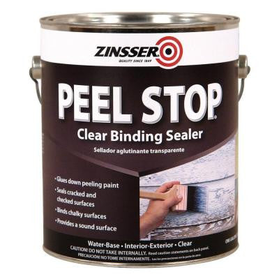 1 gal. Peel Stop Water Base Clear Interior/Exterior Binding Primer and Sealer (Case of 4)