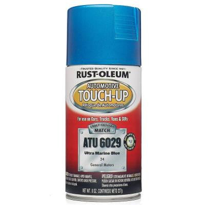 8 oz. Ultra Marine Blue Auto Touch-Up Spray (Case of 6)