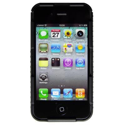 iPhone 4S Connect Case - Solid Black