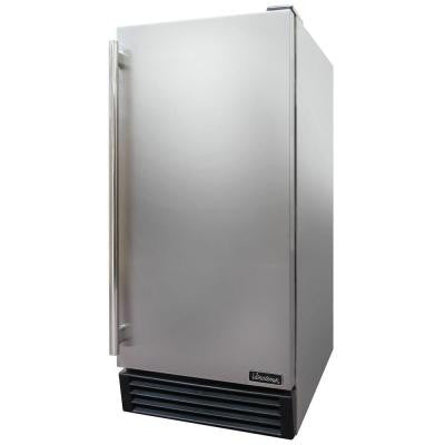 3.18 cu. ft. Outdoor Beverage Refrigerator in Stainless Steel