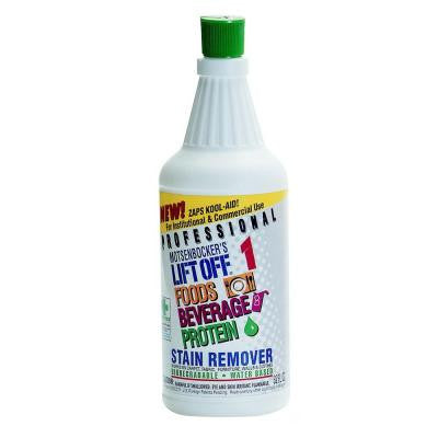 32 oz. Lift Off #1 Foods, Beverage, Protein Pet Stain Remover (Case of 6)