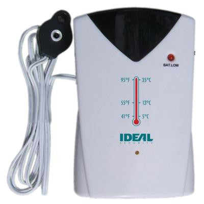 Temperature Sensor with Alarm