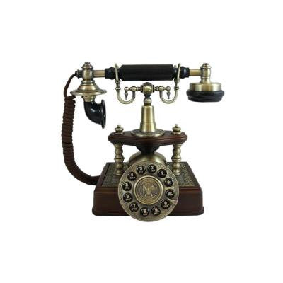 Corded 1894 Artesian Replication Phone System with Faux Rotary Dial