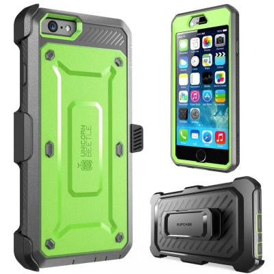 Armorbox Full Body Protective Case for Apple iPhone 6/6S Plus 5.5 Case - Green