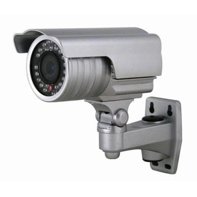 Wired Weatherproof 540TVL Indoor/Outdoor Bullet Camera with 98 ft. Night Vision