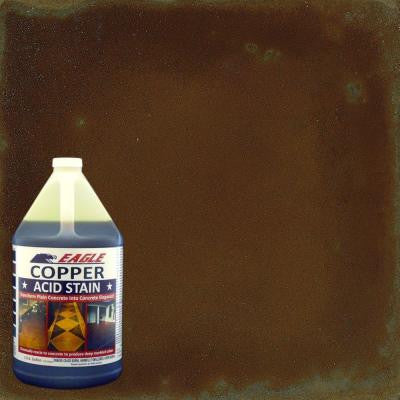 1 gal. Copper Concrete Acid Stain