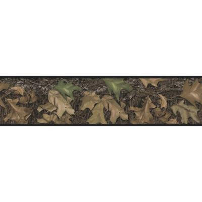 5 in. x 5 yds. Mossy Oak Camouflage Peel and Stick Border