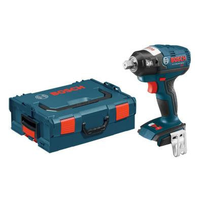 18-Volt Lithium-Ion 1/2 in. Cordless EC Brushless Square Drive Impact Wrench with Detent Pin