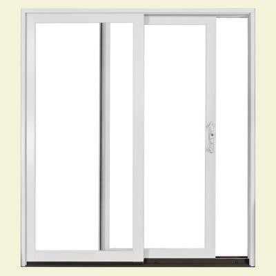 72 in. x 80 in. W2500 Series Right-Hand Sliding Patio Door