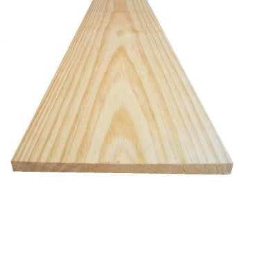 5/4 in. x 4 in. x 8 ft. Select Pine Board