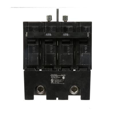 175 Amp 4-Pole Type QPP 10kA Bolt-on Circuit Breaker