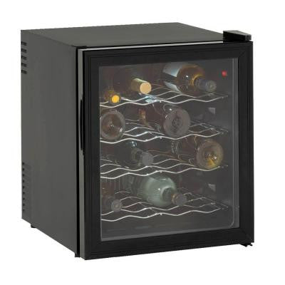 24 in. 16-Bottle Wine Cooler with One Temperature Zone