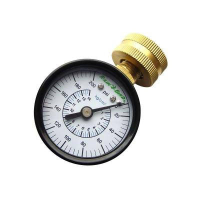 3 in. P2A Water Pressure Gauge