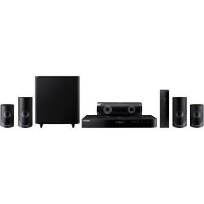 5.1-Channel Smart Home Theater System with 3D Blu-ray and Built-In Wi Fi