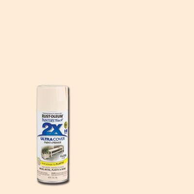 12 oz. Gloss Ivory General Purpose Spray Paint