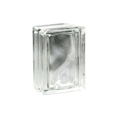 6 in. x 8 in. x 4 in. Decora Arque Glass Block (4-Case)