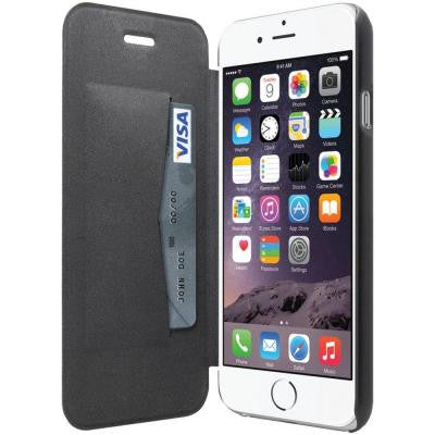 iPhone 6 Plus 5.5 in. Black Diary Case