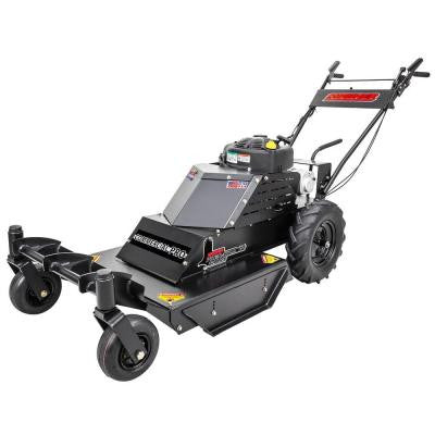 Predator Talon Commercial Pro 24 in. Briggs & Stratton Self-Propelled Brush Cutter Gas Mower - California Compliant