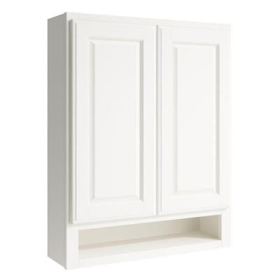 Salvo 24 in. W x 30 in. H Vanity Wall Boutique in Lace