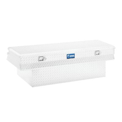 55 in. Aluminum Chest Box with Wedge Notched