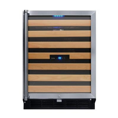 Butler 24 in. 50-Bottle Wine Cooler