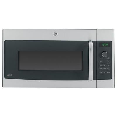 Profile Advantium 1.7 cu. ft. Over the Range Speed Cook Convection Microwave in Stainless Steel