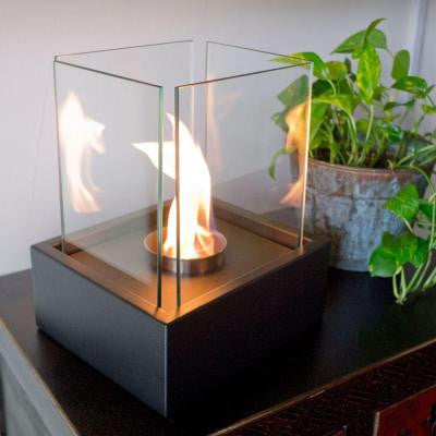 Lampada Tabletop Decorative Bio-Ethanol Fireplace