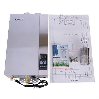 4.3 GPM Liquid Propane Gas Tankless Water Heater