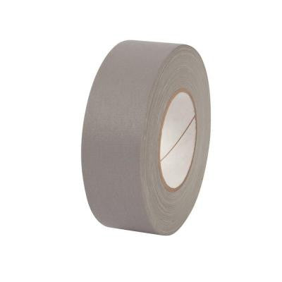2 in. x 55 yds. Grey Gaffer Industrial Vinyl Cloth Tape (3-Pack)